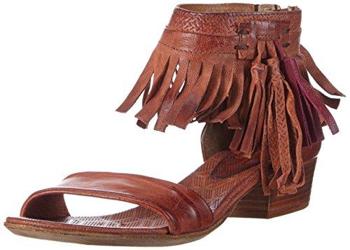 AirstepLauper 542010 - Sandali alla caviglia Donna , Marrone (Marron (Ossido)), 41