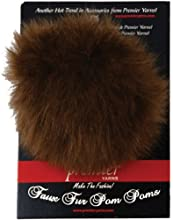 Premier Yarns Faux Fur Pom Pom Yarn Bear