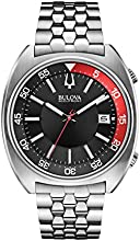 Comprar Bulova 96B210 - Reloj , correa de acero inoxidable color plateado