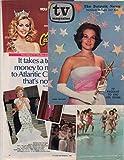 Miss America Beauty Queens original clipping magazine photo lot #Q9285