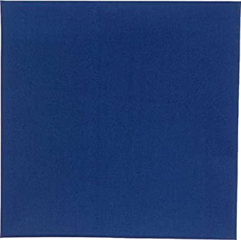 Bandanas by the Dozen (12 units per pack, 100% cotton) [Navy Blue]