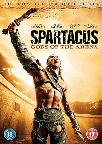 Spartacus: Gods of the Arena [DVD] [2011] [Edizione: Regno Unito]