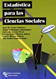img - for Estadistica para las ciencias sociales: libro y CD-ROM book / textbook / text book