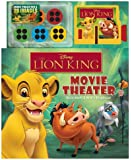 Disney The Lion King Movie Theater: Storybook & Movie Projector