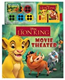 The Lion King Movie Theater Storybook [With Movie Projector] (Disney the Lion King)
