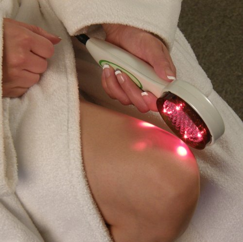 Led Technologies Dpl Nuve Handheld Light Therapy Device