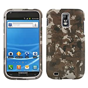 MYBAT SAMT989HPCLZ765NP Lizzo Durable Protective Case for Samsung Galaxy S II - 1 Pack - Retail Packaging - Digital Camo
