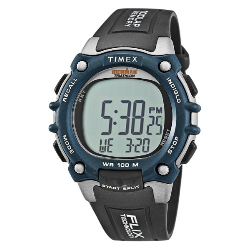 Timex Men's Ironman 100-Lap FLIX System Watch #T5E241