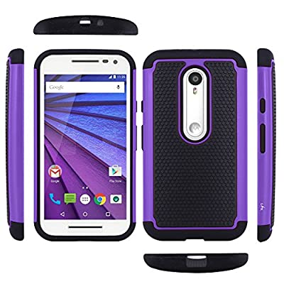 Moto G 3rd Gen Case, LK Motorola Moto G 3rd Generation Case from LK