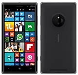 ノキア Nokia Lumia 830 「LTE 16GB simフリー」 【並行輸入品】 (Black ブラック 黒)