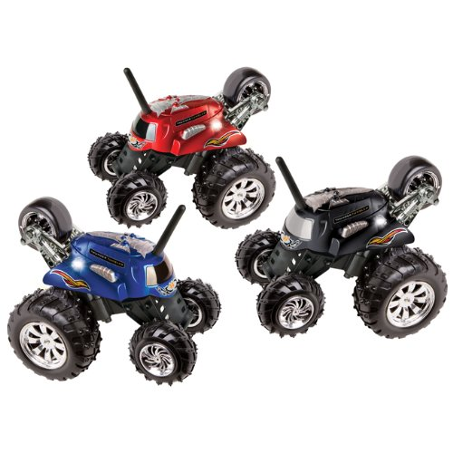 Stunt Rumblers Radio Controlled Car - 1