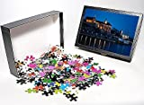 Photo Jigsaw Puzzle of Harbor and Akersh...