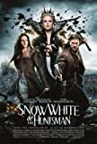 SNOW WHITE AND THE HUNTSMAN 2012 REPRODUCTION FILM POSTER 16X12