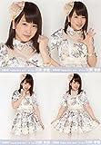 AKB48 公式生写真 Theater 2015.April 月別04月 【川栄李奈】 4枚コンプ