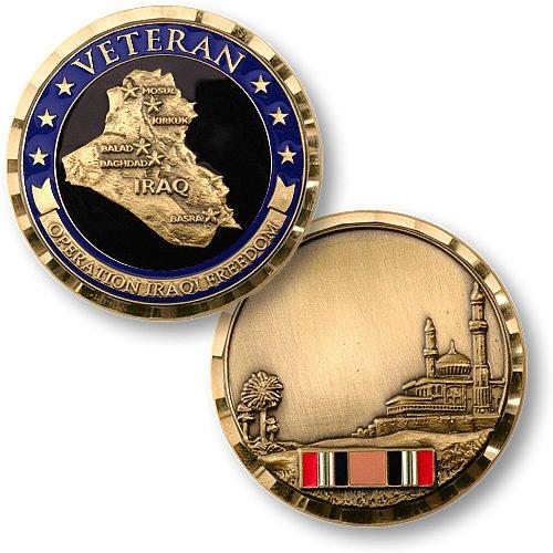Operation Iraqi Freedom - Veteran Challenge Coin