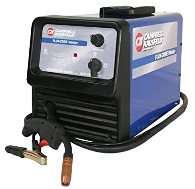 Campbell Hausfeld WF2150 Flux Core Wire Feed Welder by Campbell Hausfeld