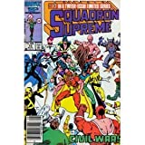 img - for Squadron Supreme #12, Civil War! book / textbook / text book