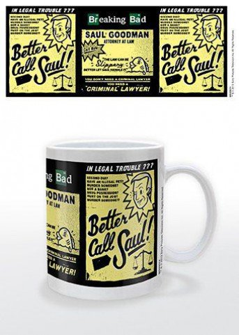 Breaking Bad Better Call Saul Ceramic Mug Coffee Tea Cup Novelty Gift