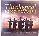 Theological Boot Camp 1 (Canonicity, the Sovereignty of god, Genesis VS The Framework Hypothesis)
