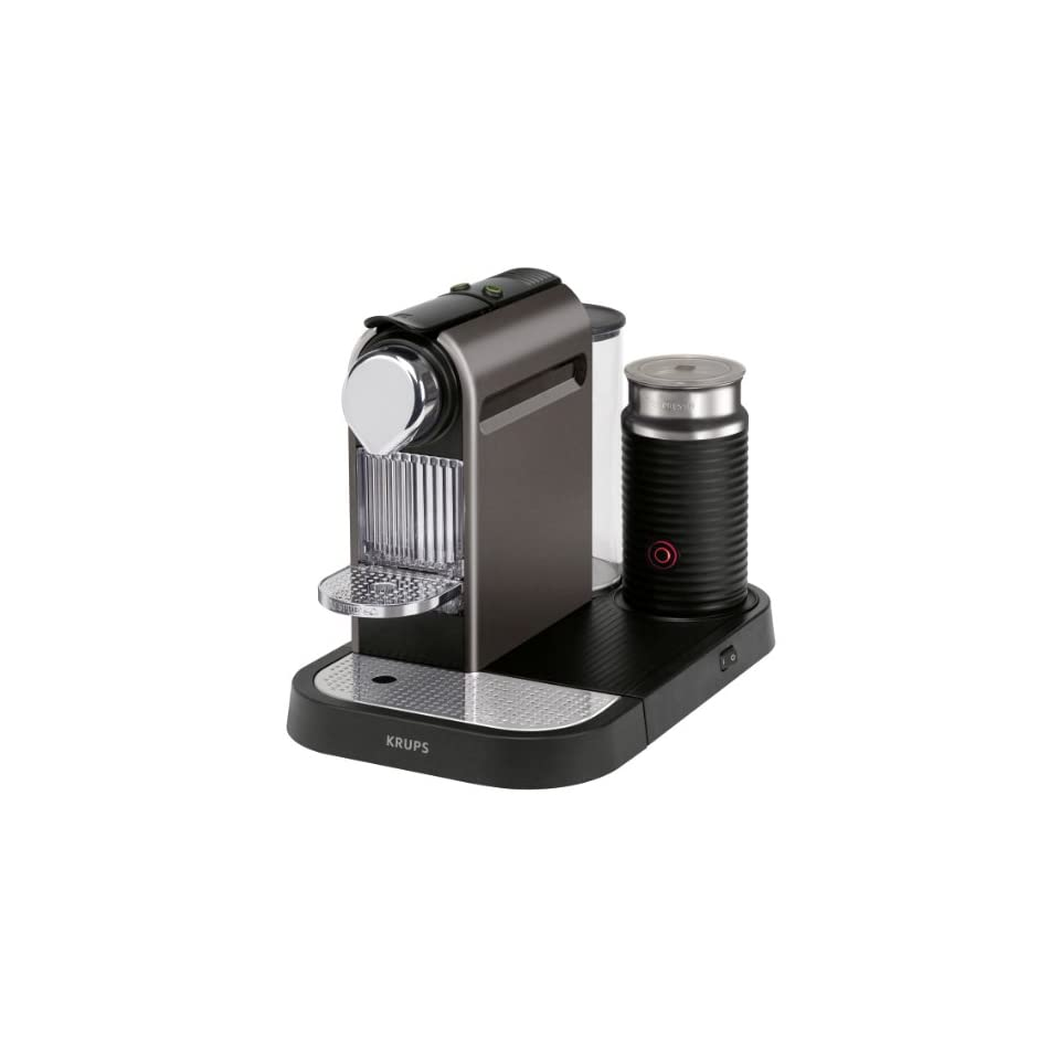 krups xn 7106 nespresso citiz milk fire engine red plus on popscreen. Black Bedroom Furniture Sets. Home Design Ideas