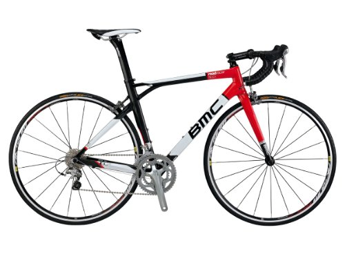 BMC Herren Rennräder / Cyclocrosser Roadracer SL01 2012 105 Compact Red 54