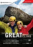 The Great Climb - live extreme climbing on Sron Uladail, Isle of Harris, Scotland. Starring Dave MacLeod and Tim Emmett. 3 DVDs. 2010