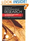 Handbook of Entrepreneurship Research: An Interdisciplinary Survey and Introduction (International Handbook Series on Entrepreneurship)