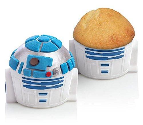 Star Wars R2-D2 Cupcake Pan (Cake Pans Star Wars compare prices)