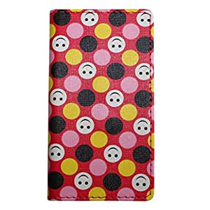 DooDa PU Leather Case Cover For Micromax Bolt Q370