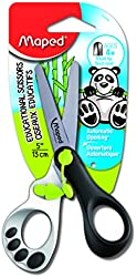 Maped Koopy Spring Scissors, 5 Inches, Assorted Colors (470249)