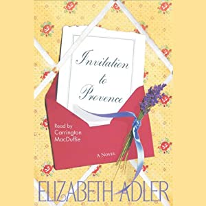 Invitation to Provence | [Elizabeth Adler]
