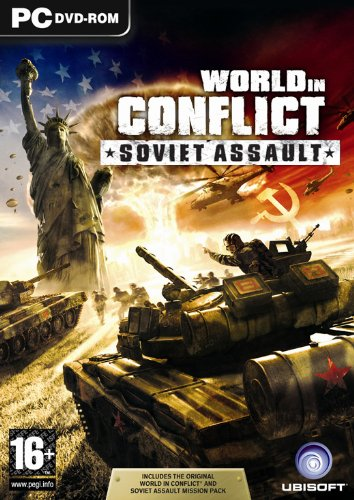 World In Conflict Soviet Assault Expansion Pack