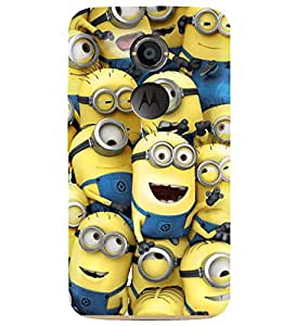 StyleO Moto X2 designer case and cover printed mobile back cover StyleOCartoonStyleOCartoon