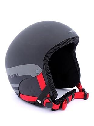 Carrera Casco de Esquí CA E00358 LANCE AIR RACE BLACK MATTE SPE (negro)