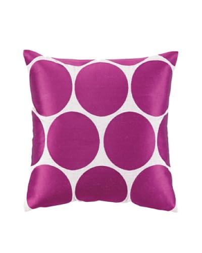 Peking Handicraft Erin Pillow, Pink As You See