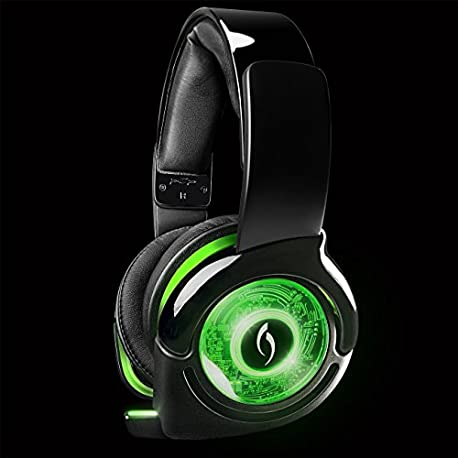 Afterglow Karga Headset (Green Lighting)