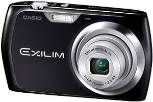 Casio Exilim EX-Z370 Digitalkamera (14 Megapixel, 4-fach opt. Zoom, 6,9 cm (2,7 Zoll) Display) schwarz