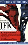 img - for JFK: The Book of the Film (Applause Screenplay Series) book / textbook / text book