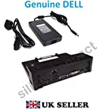 DELL E-Port II Simple Replicator Dock with USB 3.0 Ports and 240W AC Adapter, Dell Model No : PR03X , Comes Complete with PA-9E 240W AC Adapter & UK Mains Cable , Dell P/N : CPGHK, 452-11520 , Brand NEW , FREE DELIVERY