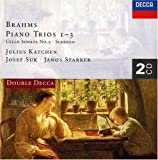 Brahms: Piano Trios Nos. 1 - 3 / Cello Sonata No. 2 / Scherzo for Violin & Piano