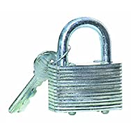 Master Lock 8594DDIB Do it Warded Steel Padlock-1-3/4