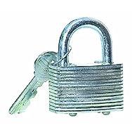 Master Lock 8594DDIB Do it Warded Steel Padlock-1-3/4