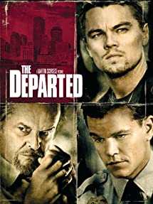 513cuXXEGWL. SX215  The Departed [HD] Crime
