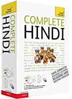 Complete Hindi Beginner to Intermediate Course: (Book and audio support) Learn to read, write, speak and understand a new language with Teach Yourself