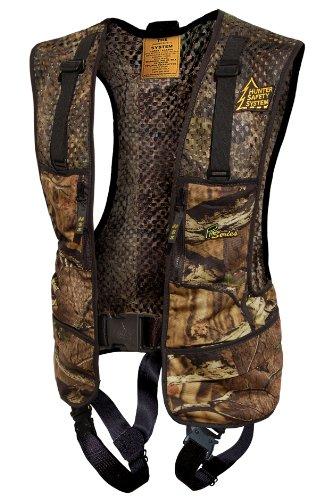 Hunter Safety System Pro Series Safety Harnesses, Mossy Oak, 2X/3X