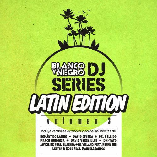 VA-Blanco Y Negro DJ Series Latin Edition Volumen 3-(CXCD508)-ES-2CD-FLAC-2014-WRE Download