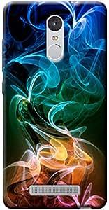 Fashionury Printed Back Case Cover For Xiaomi Redmi Note 3 -Print22601