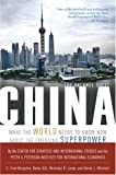 img - for China: The Balance Sheet: What the World Needs to Know Now About the Emerging Superpower (Institute International Econom) book / textbook / text book