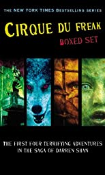 Cirque Du Freak Boxed Set #1