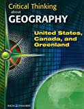 Critical Thinking about Geography: United States, Canada and Greenland
